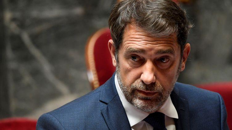 Christophe Catsaner à l'Assemblée nationale, le 25 juin 2020. (BERTRAND GUAY / AFP)