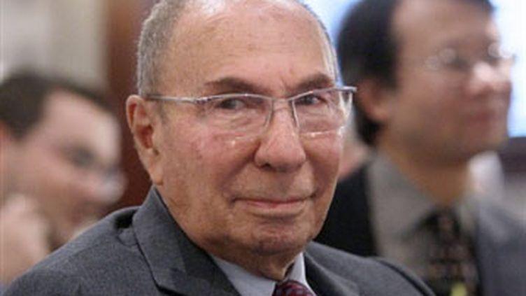 Serge Dassault (AFp - Thomas Coex)
