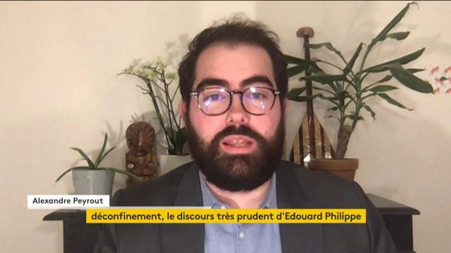 Déconfinement : un discours très prudent d'Edouard Philippe