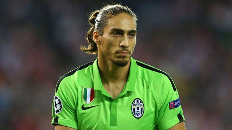 Martin Caceres, le défenseur de la Juve (MANUEL BLONDEAU / AOP PRESS)