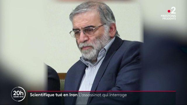 Iran : un scientifique du programme nucléaire iranien a été assassiné