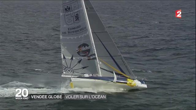 Vendée globe : la 8e édition commence le 6 novembre