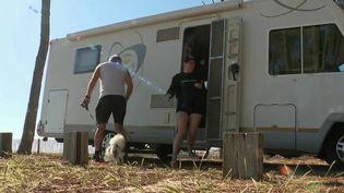 Tourisme : le grand été du camping-car (FRANCE 2)