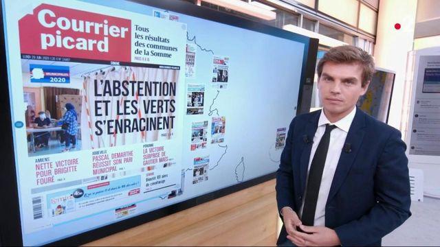 Élections municipales : la revue de presse du 13 Heures