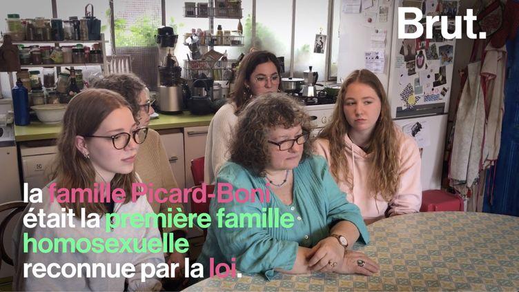 VIDEO. Qu'est devenue la première famille homoparentale de France ? (BRUT)