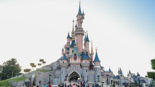 Le parc d'attraction de Seine-et-Marne accueille chaque année quelque 15 millions de visiteurs. (VANESSA CARVALHO / AFP)
