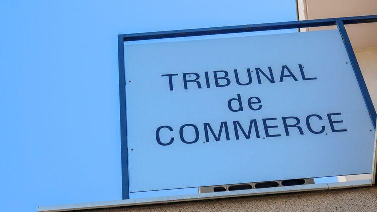 Tribunal de commerce de Romans-sur-Isère (photo d'illustration). (NICOLAS GUYONNET / HANS LUCAS)