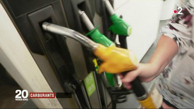 Carburants : les prix à la pompe suivent-ils les prix du baril ?
