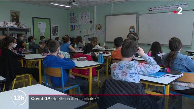 Covid-19 : comment va se passer la rentrée scolaire ?