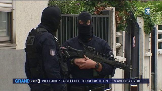 Villejuif : la cellule terroriste avait des liens avec la Syrie
