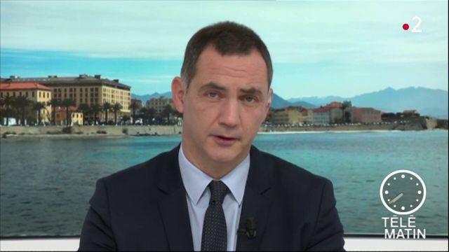 """Les 4 Vérités - Gilles Simeoni : """"On n'est pas dans une logique de bras de fer"""""""
