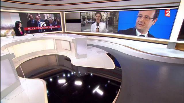 Primaire à gauche : la stratégie de François Hollande