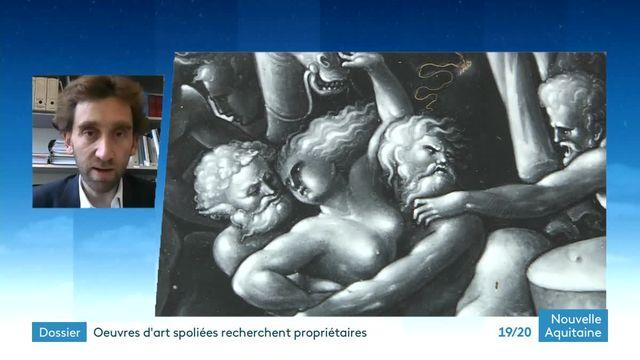 Dans le Limousin, des œuvres orphelines et témoins du pillage de l'art par les nazis