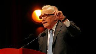 Martin Scorsese à Lyon au festival Lumièr en 2015 (PIERRE AUGROS / MAXPPP)