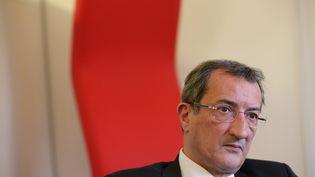 Le député de l'Essonne, François Lamy à Lille (Nord), le 19 décembre 2016. (MAXPPP)