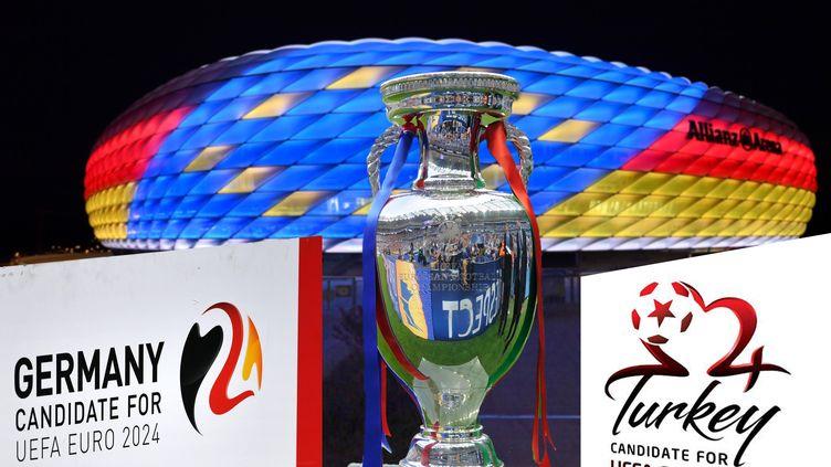 L'UEFA désignera aujourd'hui qui de l'Allemagne ou la Turquie organisera l'Euro 2024. (FRANK HOERMANN/SVEN SIMON / SVEN SIMON)