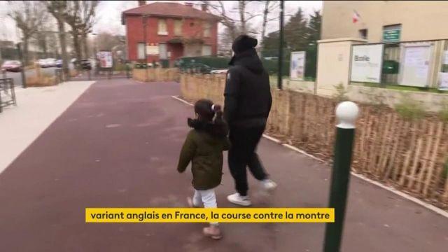 Coronavirus : Un cas de variant britannique découvert à Bagneux (Hauts-de-Seine)