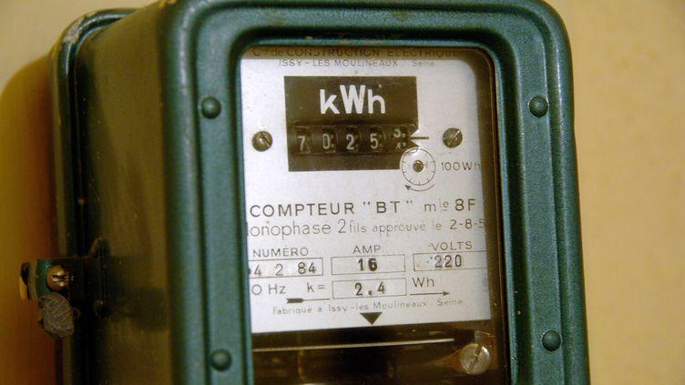 Les tarifs régulés de l'électricité vontaugmenterde 5,9%àpartir de samedi 1er juin. (SEBASTIEN JARRY / MAXPPP)