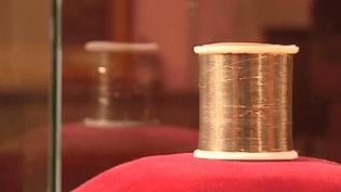 Le Lurex, la fameuse fibre qui brille comme de l'or  (France3culturebox)