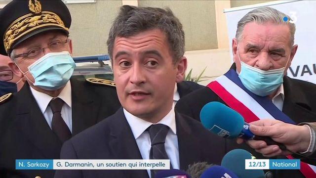 Condamnation de Nicolas Sarkozy : le soutien de Gérald Darmanin interpelle