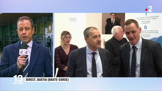 Corse : un face-à-face tendu entre Emmanuel Macron et les nationalistes