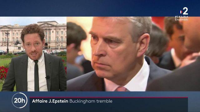 Affaire Epstein : la couronne britannique tremble
