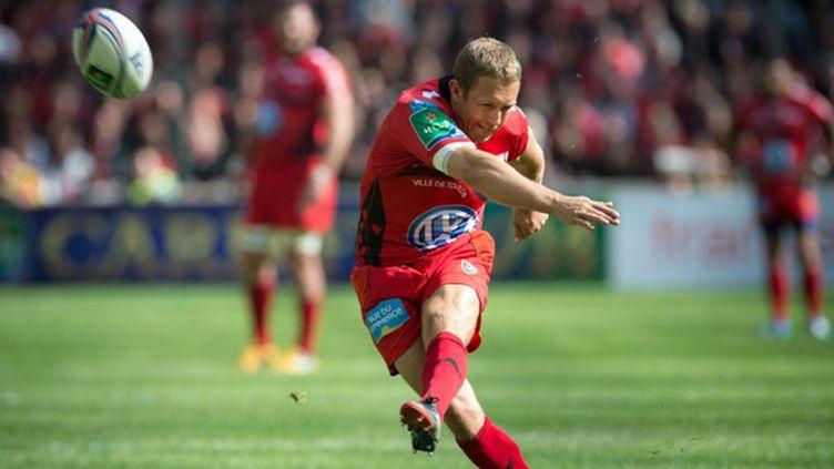 Jonny Wilkinson (RC Toulon) (BERTRAND LANGLOIS / AFP)