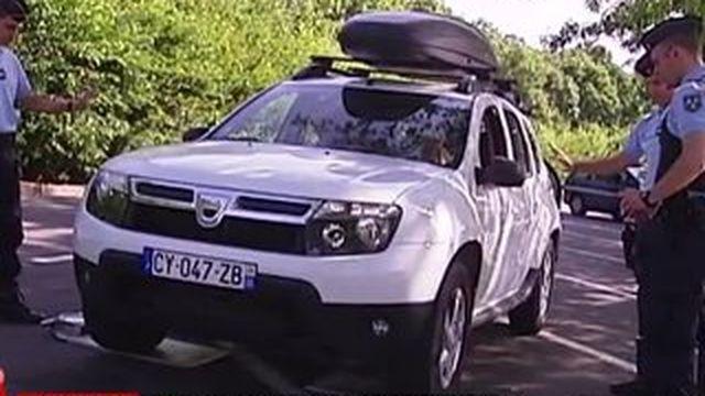 Vacances : les contrôles routiers renforcés
