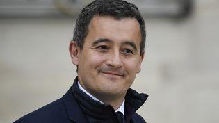 Le ministre des Comptes publics, Gérald Darmanin, à Paris, le 24 octobre 2018. (ERIC FEFERBERG / AFP)