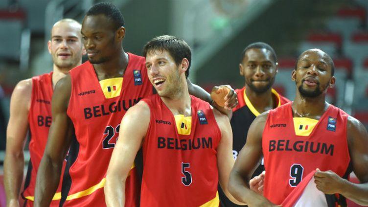 """Depuis deux ans, le basket belge revit : les """"Lions"""" l'ont confirmé à l'Euro 2015"""