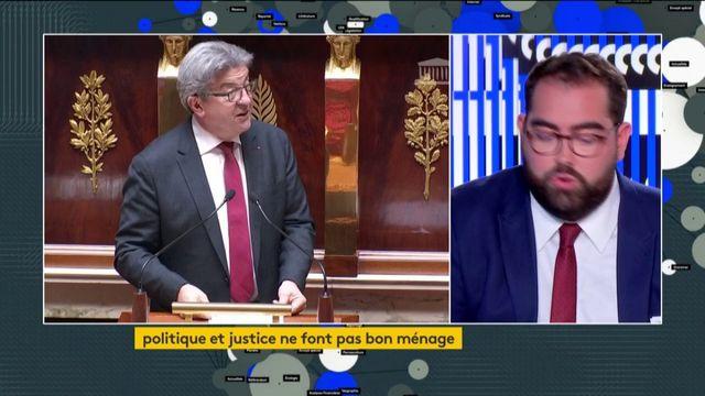 Mélenchon, Fillon, Balkany... Politique et justice ne font pas bon ménage