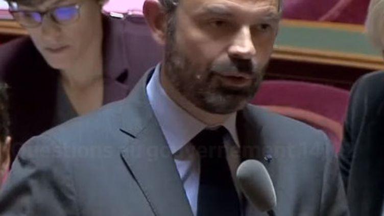 Questions au gouvernement 14/02 (Public Sénat)