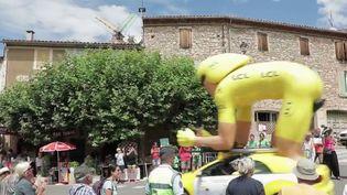 Tour de France : un événement pour les villes et communes (France 2)