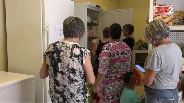 Solidarité : une épicerie pour accompagner les familles