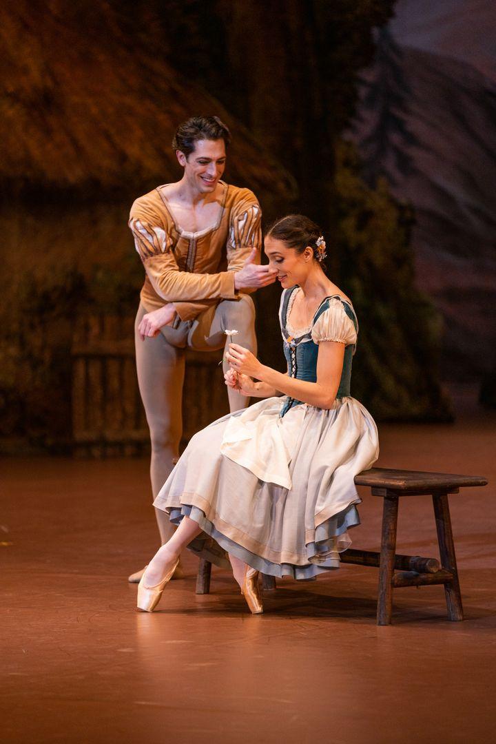 "Dorothée Gilbert - Mathieu Ganio dans ""Giselle"" (YONATHAN KELLERMAN)"