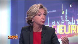 Valérie Pécresse (CAPTURE D'ÉCRAN FRANCE 3)