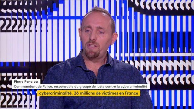 """Lutte contre la cybercriminalité : """"Il faut vérifier, se méfier"""", explique Pierre Penalba"""