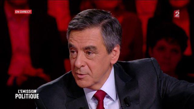 """""""L'Emission politique"""" : Fillon conteste les sondages qui prédisent son absence du 2nd tour de la primaire"""