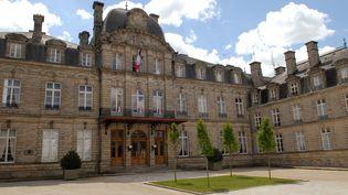 La préfecture du Morbihan à Vannes. (RICHARD VILLALON / MAXPPP)