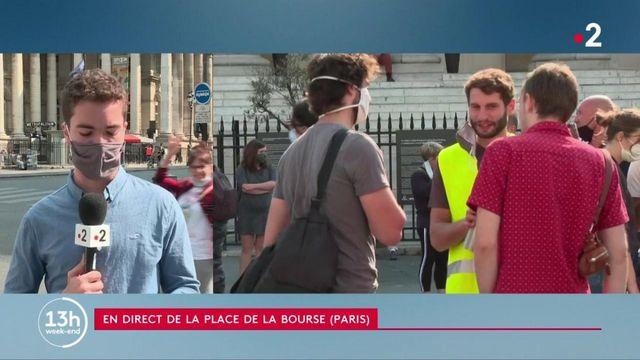"""Mobilisation des """"gilets jaunes"""" : un important dispositif de sécurité déployé à Paris"""