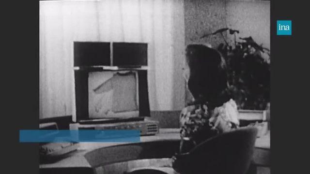 Quand la télévision imaginait la technologie d'aujourd'hui en 1969