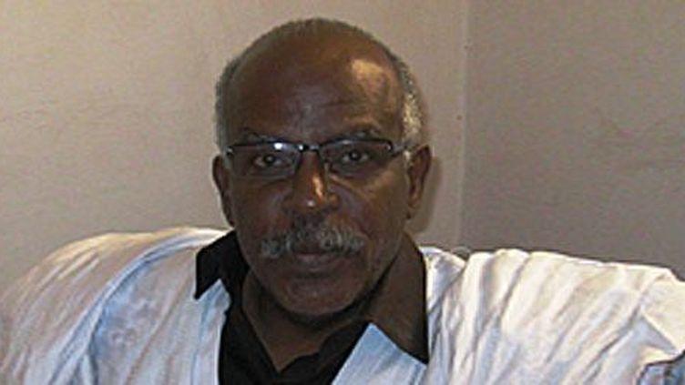 L'écrivain mauritanien Mbarek Ould Beyrouk (DR)