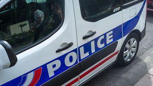 Le Françaisa été arrêté par la police néerlandaise le 27 mars 2016, à Rotterdam. (JULIEN MATTIA / AFP)