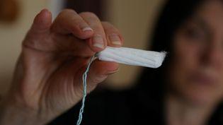 """Des résidus potentiellement toxiques ont été retrouvés dans des tampons, selon une étude de """"60 Millions de consommateurs"""" publiéeen février 2016. (MAXPPP)"""