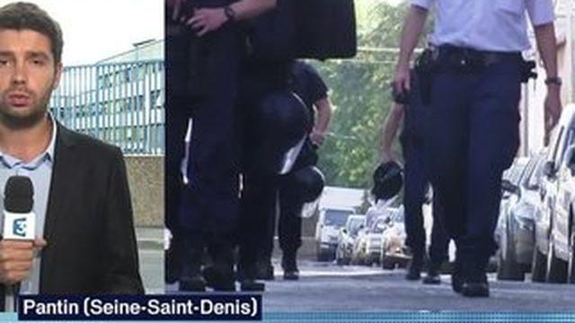 Braquage d'un poste de police : la piste terroriste écartée
