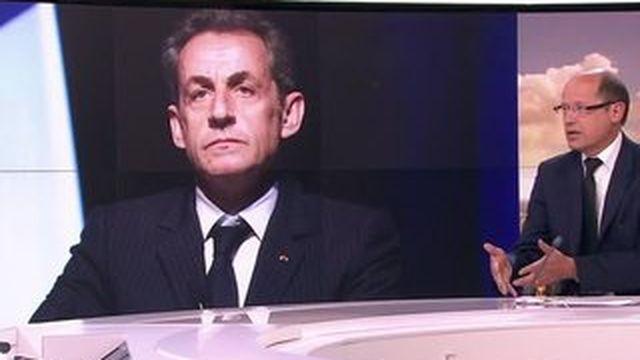 Sarkozy, entre la justice et les présidentielles