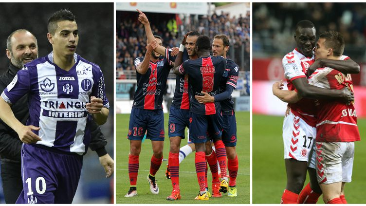 Qui de Toulouse, Ajaccio ou Reims se maintiendra en Ligue 1 ?