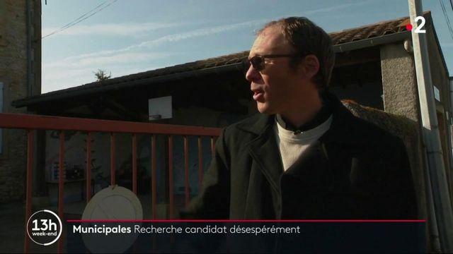 Municipales : ces communes qui cherchent des candidats