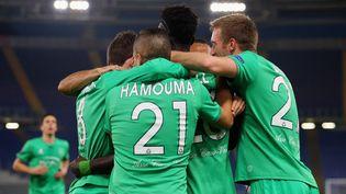 """Les """"Verts"""" : une couleur de maillot énigmatique. (GETTY IMAGES)"""