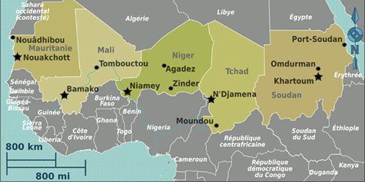 Selon une étude allemande, le Sahel pourrait progressivement passer d'un climat semi-aride à un climat tropical, à cause du réchauffement climatique. (CC BY-SA 3.0)